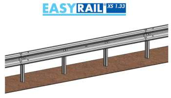 EasyRail XS 1.33 N2W2/H1W3