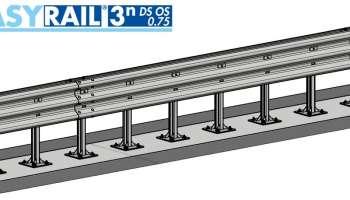 EasyRail 3n DS OS 0,75 H2W2