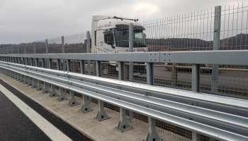 Монтира се най-здравата стоманена предпазна ограда, произвеждана в България
