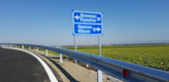 KMV Road Safety Systems is a contractor of one of the largest infrastructure projects in the Bulgaria